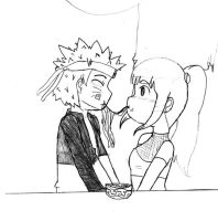 naruhina lunch date by raybaby45