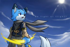 Clear Day Lightning by Kampidh