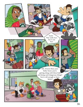 Issue 1 Page 32 by artbiro
