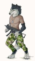 Commission-wolfusar by Lyanti