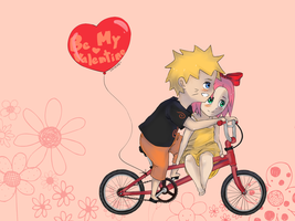 Our young valentine by Dafne0292