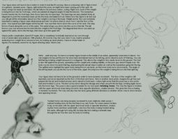 Dynamic Figure Drawing by tigrin