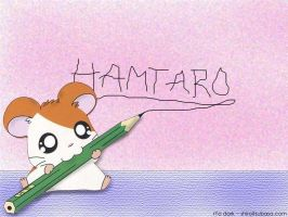 Hamtaro by cRiMsOnPuDdLe