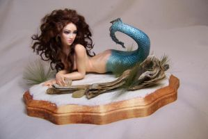Mira: ooak mermaid by AmandaKathryn