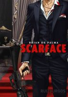 SCARFACE (1983) by RUIZBURGOS