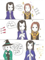Snape 01 Vampires that sparkle by RiianMangaka