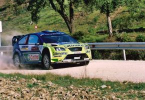 2007, Marcus Gronholm, Ford Focus, Loule, Portugal by F1PAM
