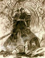 Sephiroth by dlee511