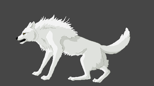White Wolf Template by TheSodaSmuggler