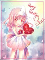 Be Mine :heart: by angelnablackrobe