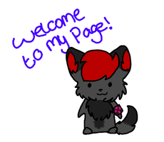 Welcome To My Page by xVioletEyesx