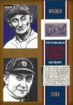 Honus Wagner and Ty Cobb by JRosales1
