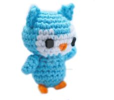 Tiny Owl by tinyowlknits