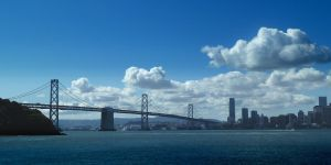 Bridge of the Bay by AtomicBrownie
