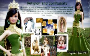 Religion and Spirituality - v2 by angellus71