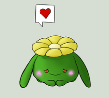 My skiploom is gay for me by Pyritie