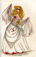 Lucia di Lammermoor - Scetch by The-Savage-Nymph