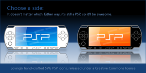 PSP - Iconic style by TebgDoran
