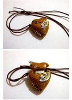 steampunk pendrive by CosCieGryzie