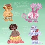 Monster Generator 1 (Possibly OTA) by Kateboat