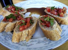 Bruschetta by sweetcivic