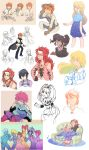 Tales of DOODLE DUMP by KatYoukai