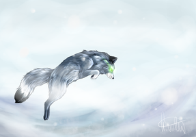 Snowcatcher by Livaly