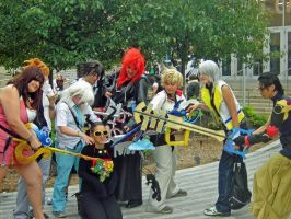 Otakuthon - Kill the Heartless by anime-rai-chan