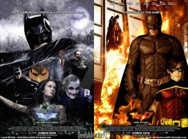 Batman: Long Halloween Duology - The Nolan Cut by DevilsAdvocate92