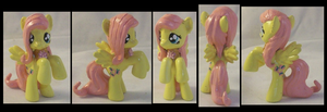 Show-Accurate Blindbag Fluttershy with Element by Gryphyn-Bloodheart