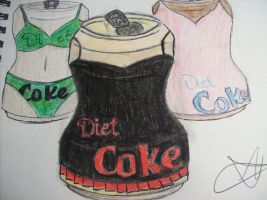 Diet Coke Product Repackaging by IveGotItMemorized