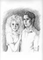 Poppy and James by lallychan