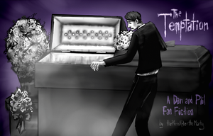 The Temptation (DnP fanfic cover) by MartyOfLungbarrow