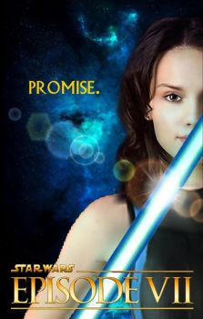 STAR WARS 7: Promise Poster by AaronFrazier