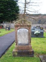Gravestone 6 Stock by Lucy-Stock