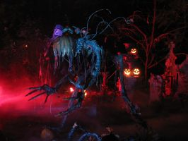The Pumpkin Kreep by RobertDBrown