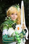 The green Knight - Aion by TheNightMaster