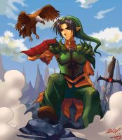 Collab : Link by Zue