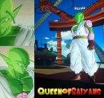 Piccolo The Holy Demon by QueenOfSaiyans