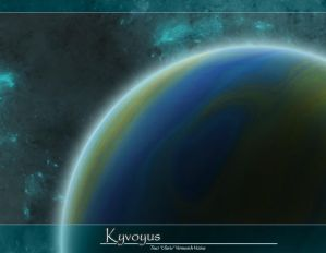 Kyvoyus - Spacescape