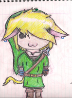 Dog or Cat Link.. by chibi246