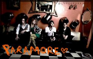 Paramore by shesprettyodd