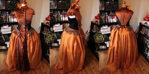 Fox Dress by pendorabox