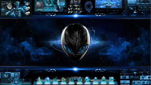 Alienware Desktop by NamesAlreadyClaimed