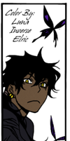 Tyki Color . Ch203.2 by LunaInverseElric