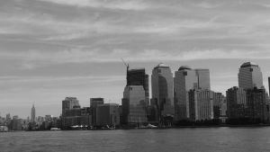 Metropolis on the River 2 by sympatheic-darkness