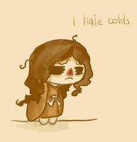 i hate colds by manlymarshmallow
