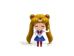 MMD Sailor Moon Nendoroid by Nendoroids