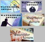 Watercolor Lovers Contest Entry - Collage by SurfTiki