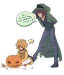 Pumpkin Carving by Chikuto